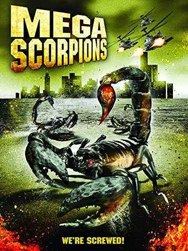 Mega scorpions Hollywood