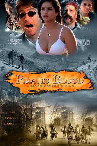 Hollywood Movie Pirates Blood