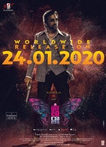 Disco Raja 2020 Latest Telugu Movie