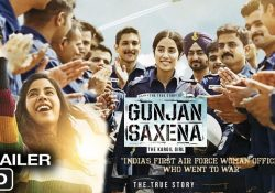 Gunjan Saxena: The Kargil Girl 2020 Bollywood Movie