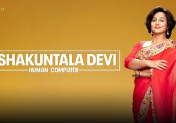 Shakuntala Devi 2020 Bollywood Movie