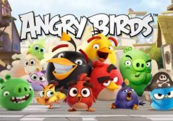 Angry Bird Summer Madness Web series
