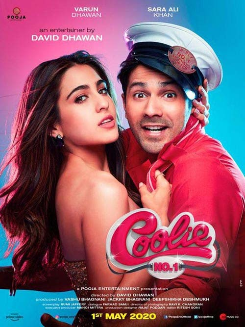 Coolie No 1 Full Movie Download Leaked by Tamilrockers in Full HD