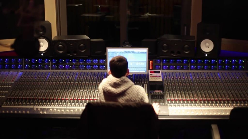 Online Mixing and Mastering