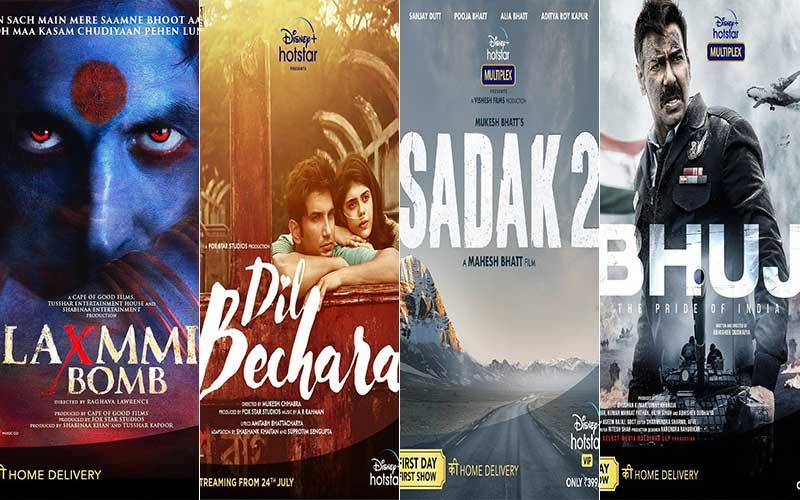 Bollywood Movies OTT Released in 2020